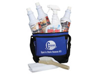 Nilodor CERTIFIED Carpet Spot & Stain Rescue Kit