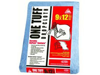 Trimaco One Tuff® Non-Woven Drop Cloth - 4' x 15'