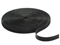 NoTrax® [085] Velcro® Floor Mat Over Rug Anchor System - Black - 75' Roll