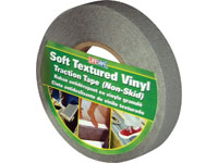 "Life-Safe® [RE3882GR] Anti-Slip Safety Grit Tape - Gray - 1"" x 60'"