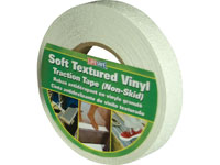 "Life-Safe® [RE3880WH] Anti-Slip Safety Grit Tape - White - 1"" x 60'"