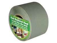 "Life-Safe® [RE3890GR] Anti-Slip Safety Grit Tape - Gray - 4"" x 60'"