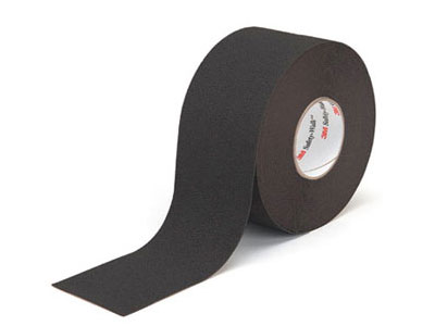 "3M™ [19221] Safety-Walk™ Slip-Resistant General Purpose Tread Tape - Black - (2) 2"" x 60' Rolls"