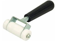 "Solid Wheel Carpet Seam Roller - 3 1/2"" 286338"