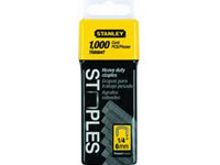 "1/4"" PowerCrown Staples - 1,000 Pack  334230"