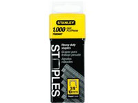"3/8"" PowerCrown Staples - 1,000 Pack 334310"