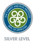 Carpet & Rug Institute (CRI) Certified Vacuum Cleaner - Silver Level