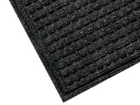 "24"" x 36"" Square Textured Scraper/Wiper Door Mat"