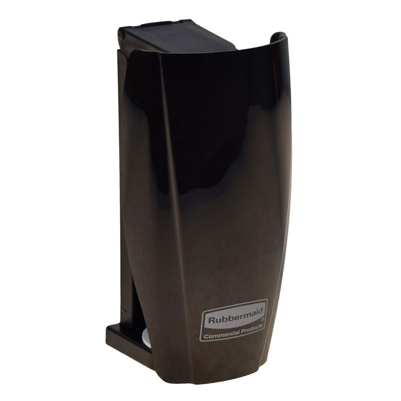 Rubbermaid 1793546 TCell Odor Control Dispenser - Black