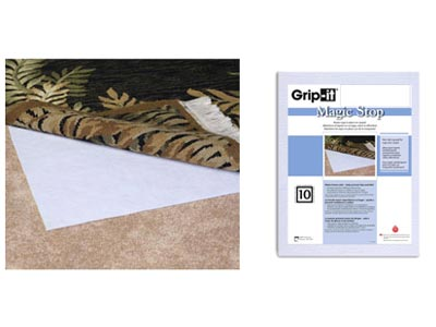 MSM Industries [M2X4] Grip-It® Magic-Stop Fiber Rug-Over-Carpet
