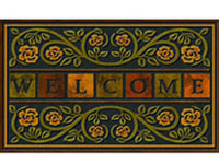"Masterpiece Ricardo Welcome Door Mat - 22"" x 36"" 601336"