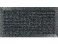 "AstroTurf Garage Door Mat - Black - 18"" x 34"" 602709"