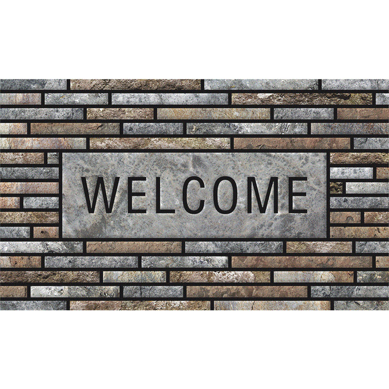Apache Masterpiece Welcome Slats Door Mat - 18