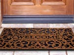 Welcome Door Mats & Front Door Welcome Entrance Mats - Residential Mats & House/Home Matting