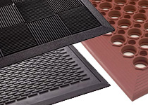 Rubber Floor Matting, Rubber Mats
