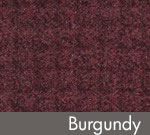 burgundy brush