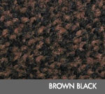 brown black