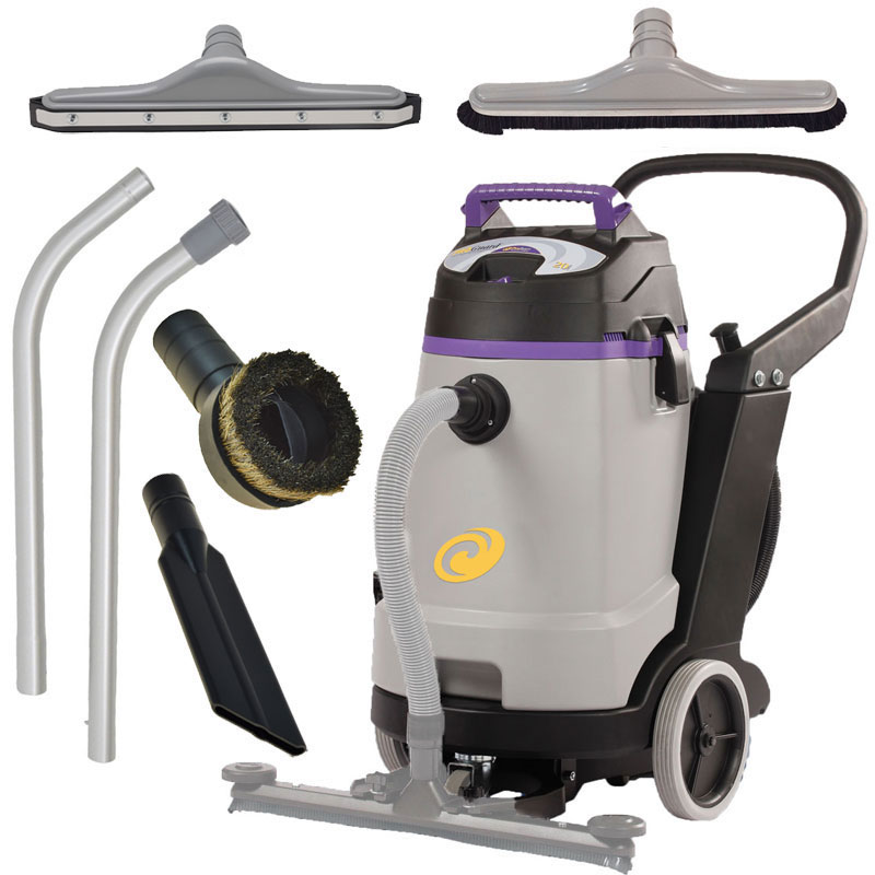 Qualtex As007 Wet Dry Carpet Shoo Vacuum Cleaner