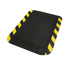 Andersen Hog Heaven Dry Area Anti-Fatigue Floor Mat - OSHA Border AM-423