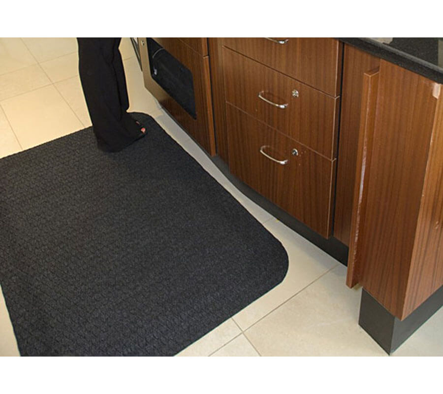 Hog Heaven Fashion Dry Area Anti Fatigue Floor Mat 5 8 Thickness