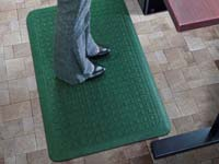 Get Fit Stand Up Anti-Fatigue Mat