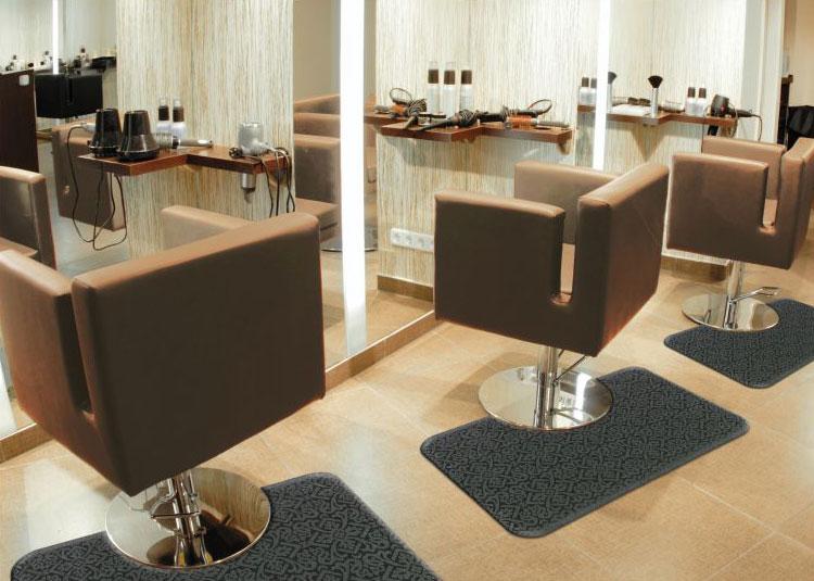 Indoor Anti Fatigue Salon Decor Mat Floormatshop Com