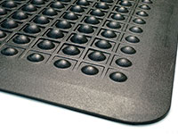 Air Flex Step Rubber Anti-Fatigue Mat