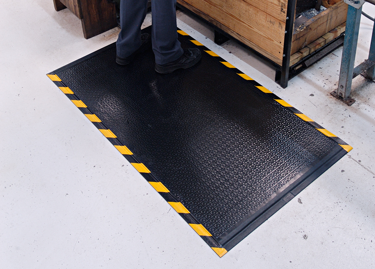 Happy Feet Anti Fatigue Mat Textured Surface Osha