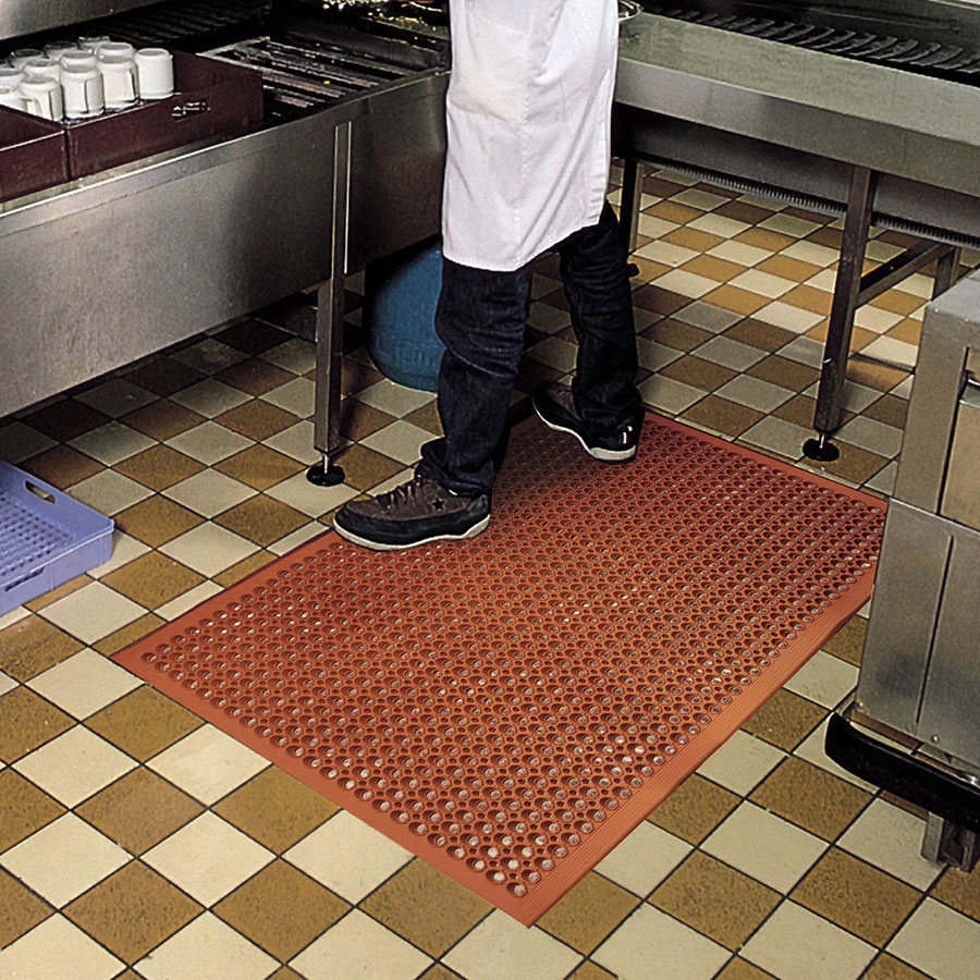 Competitor Anti Fatigue Kitchen Floor Mat   1/2