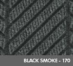Andersen [2271] WaterHog™ ECO Elite Roll Goods Indoor Scraper/Wiper Entrance Floor Mat - Black Smoke - 170