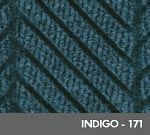 Andersen [2271] WaterHog™ ECO Elite Roll Goods Indoor Scraper/Wiper Entrance Floor Mat - Indigo - 171