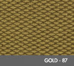 Andersen [2282] Berber Roll Goods Scraper/Wiper Entrance Mat - Gold - 87