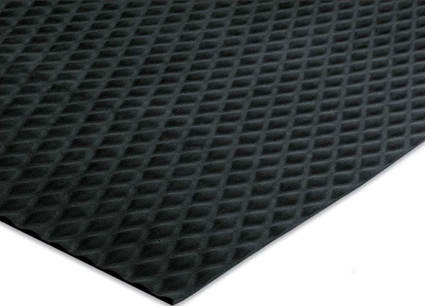 Traction Tread Slip Resistant Floor Protection Mat