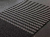Opera 3-Stage Entrance Mat - Vinyl Backing