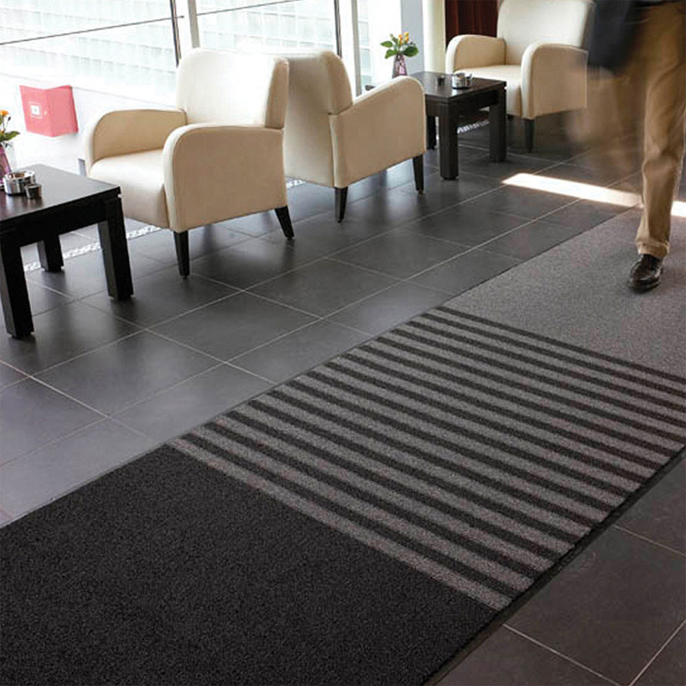 Opera 3 Stage Entrance Mat Vinyl Backing Floormatshop