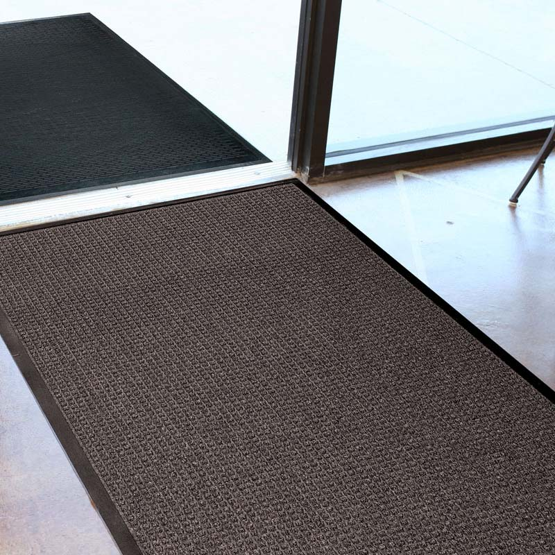 Waterguard Indoor And Outdoor Entrance Mat Rubber