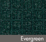 WaterHog Classic Indoor/Outdoor Scraper/Wiper Entrance Mat - Evergreen - 159