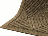 WaterHog Fashion Diamond Indoor/Outdoor Scraper/Wiper Entrance Mat