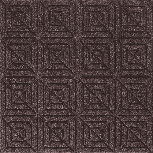Andersen [221] WaterHog™ Fashion Diamond Indoor/Outdoor Scraper/Wiper Entrance Floor Mat - Bordeaux - 160