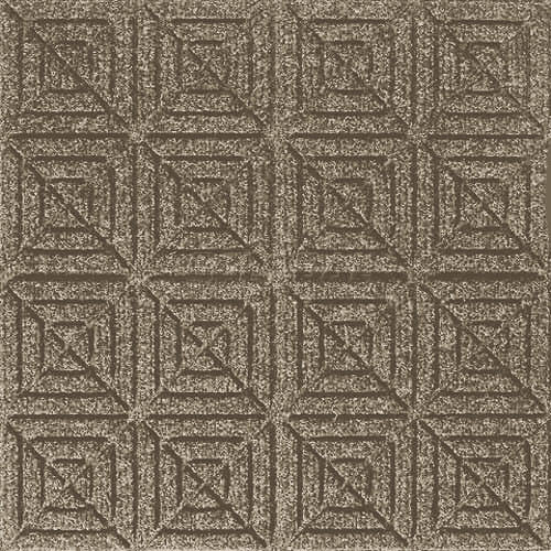Andersen [221] WaterHog™ Fashion Diamond Indoor/Outdoor Scraper/Wiper Entrance Floor Mat - Camel - 150