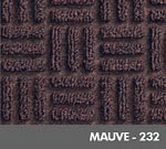 Andersen [265] WaterHog™ Masterpiece™ Select Indoor Scraper/Wiper Entrance Floor Mat - Mauve - 232