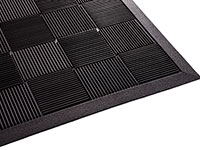 Power Parquet Scraper/Wiper Kitchen Mat