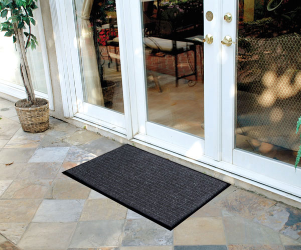 Apache Rib Indoor Entrance Mat Onyx 60 Quot X 36