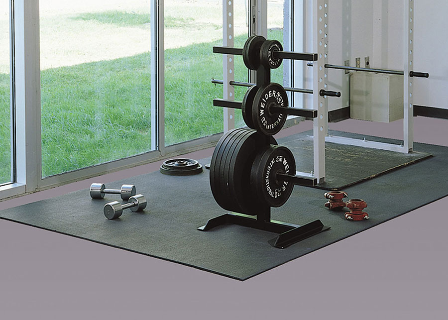 Weight Room Anti-Fatigue Fitness Mat