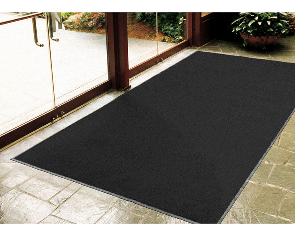 8 Length x 3 Width For Interior Andersen 105 Chocolate Nylon TriGrip Mat with SBR Rubber Backing