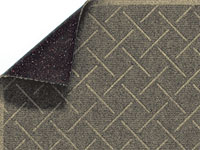 Enviro Plus Indoor Wiper/Finishing Mat - Diamondweave Pattern