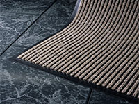 Cobblestone Indoor Wiper/Finishing Mat