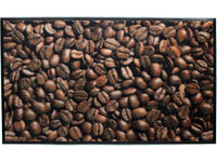 Coffee Beans HD Carpet Mat - 3' x5' GM-19026090PALRUB