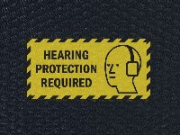 Andersen Hog Heaven Hearing Protection Required