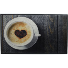 Coffee Cup HD Carpet Mat - 3' x 5' GM-19026074PALRUB